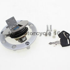 Petrol Fuel Gas Tank Cap Cover Lock One Key Fit Yamaha R1 R6 YSR50 (all years)