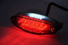 Smoke LED Tail Brake Light For Suzuki ATV LTZ King Quad Runner DR DRZ 650 400 LT