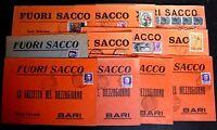 Fuori Sacco - Lotto da 12 buste  del settore