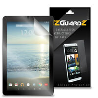 """2X EZguardz Screen Protector Cover HD 2X For RCA Viking Pro RCT6303 10.1"""" Tablet"""