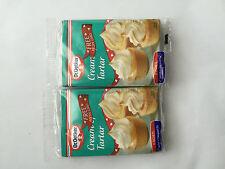 Dr. OETKER Cream of Tartar 60g ( 12 Sachets of 5g each ) cheapest on ebay
