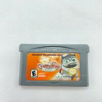 Crazy Frog Racer Nintendo Game Boy Advance GBA Cartridge Only Great Condition