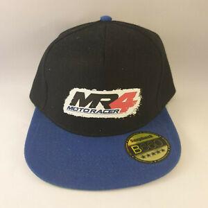 MT4 Moto Racer 4 Cap Snapback Beechfield Promo PS4 Xbox One Nintendo Switch PC