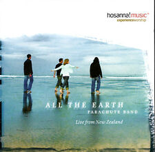 Parachute Band - All The Earth - Live From New Zealand CD 2005 Hosanna! Music