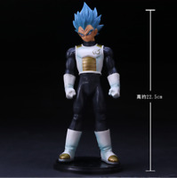 Anime Dragon Ball Z Super Saiyan blue Vegeta PVC Action Figure Figurine Toy Gift