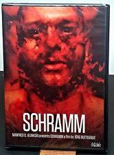 SCHRAMM ~ Jörg Buttgereit ~ Mind of a serial killer ~ NEW SEALED DVD REGION 1