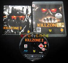 KILLZONE 2 Ps3 Versione Ufficiale Italiana 1ª Edizione ••••• COMPLETO