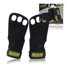 Single Gym Fitness Weightlifting Hook Hand-Bar Wrist Strength Glove Straps X5K1