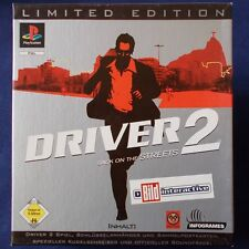 Ps1-PlayStation ► Driver 2 Special Edition | incl. banda sonora ◄ ultra rar