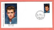 Marshall Islands; 1996 32c James Dean FDC