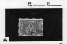 Canada stamps 1934 United Empire Loyalists used