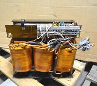 Berkeley M-1566 25-kVA Pri:480 Sec:100/220 Transformer 3-Ph Delta/WYE H1/H2/H3
