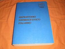 Repertorio farmaceutico italiano 1993