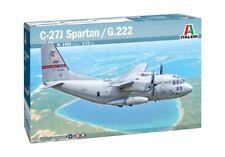 Italeri 1450 C-27j Spartan G222 M1 72 Flugzeug Unlackierter Bausatz