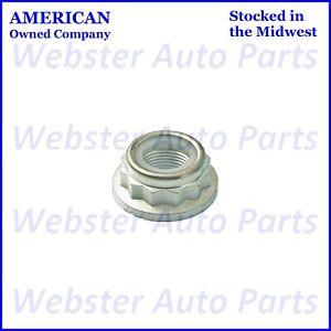 Front/Rear Wheel Axle Nut for Audi & Volkswagen
