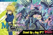 CARDFIGHT V VANGUARD My Glorious Justice EXTRA BOOSTER BOX Dimension Police CARD