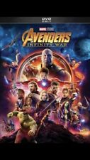 Avengers: Infinity War (DVD,2018) Action, Adventure* PREORDER SHIPS In Aug🚀