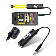 iRig Guitar Converter Guitar MIDI Interface For iPhone/iPad/iPod Easy To Use New