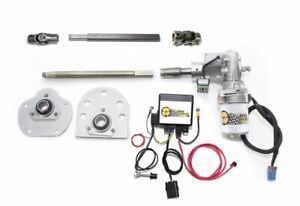 Ford F3 Truck Electric Power Steering Conversion
