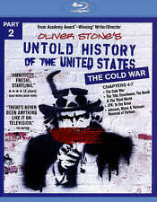 Untold History of the United States, Part 2: The Cold War (Blu-ray, 2014)