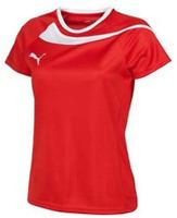 Puma Red/White Women's Pulse Jersey Sz XS, S, L NWT