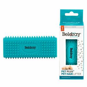 Beldray Carpet Pet Hair Remover Pet Cat Dog Grooming Upholstery Cleaner Brush