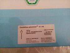 Eppendorf Biopur 0.1mL Sterile Combitips Advanced Tip 0030089618-100pcs- 2022-09