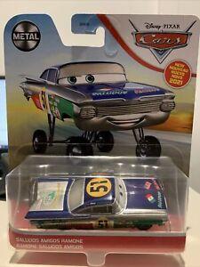 Disney Cars - Saludos Amigos Ramone No:51 2021 Radiator Springs  Die-cast Racer