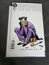 Batman and robin adventures #18 joker cover dc comics