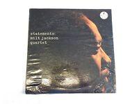 Statements: Milt Jackson Quartet - Impulse Records 33.3 LP