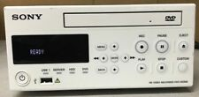 SONY HVO-550MD HD VIDEO HARD DRIVE DVD USB NAS RECORDER PLAYER WORK GRT BUYITNOW