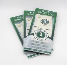 3 NEW ELC Glove Edwin Watts Golf Women's Right Hand Medium Golf Glove