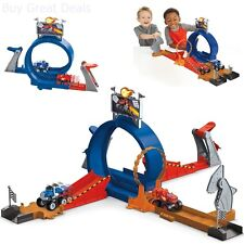 New Fisher-Price Blaze and the Monster Machines Monster Dome Playset