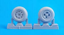 CMK Q32275 Resin 1/32 Hawker Tempest Mk.II/V/VI Square Tread Pattern Main wheels