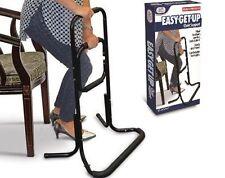 Barra de asistencia de soporte de silla de fácil escalera sofá cama de movilidad sentarse Soporte subida