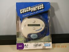 Catchphrase electronic game