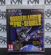 Gioco PS3 Borderlands: The Pre-Sequel! + Espansione Mappa in Italiano NUOVO!