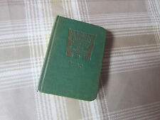 1930 BUSSEY Cricketers CRICKET Diary & Companian with HARDBACK Bindings