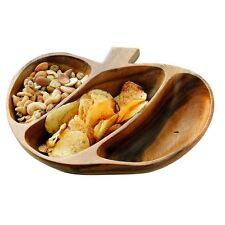 Premier Housewares Wooden Serving Dishes