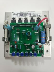 DC Industrial Motor Drive for: 0.1~.5 HP / 1 HP, 90 or 180 VDC, Input: 115/230V.