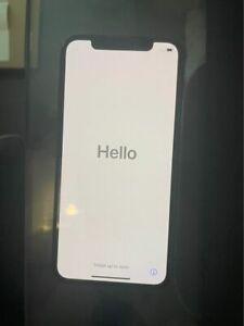 Apple iPhone X - 256GB - Space Gray (Factory Unlocked)