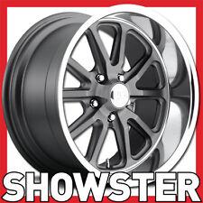 """17x7 17x8 17"""" US Mags wheels Rambler U111 Ford Mustang pre AU Falcon Valiant"""