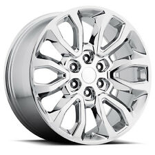 "20"" Ford Raptor Replica Wheels Rims Set Fits 2005 to Current F150 Chrome"