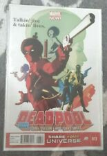 New ListingMarvel Now! Deadpool Comics #13 Comic Book