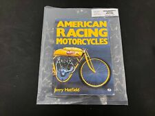 Harley Jd Jdh Thor Pope Indian American Racing Motorcycles Jerry Hatfield P134