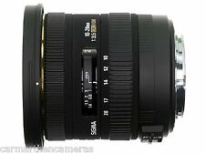 Sigma 10-20mm f3.5 HSM DC Lens For Nikon Crop F-mount DSLR Cameras