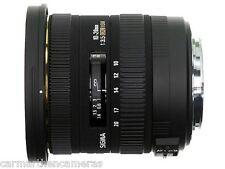 Sigma 10-20mm f3.5 HSM DC Lens For Nikon Crop F-mount DSLR Cameras