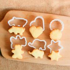 6pcs/Set Cookie Sugarcrafts Mold Cartoon Animal Cake Decorating Kitchen Baking'