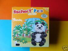 Panda Fischer tip Box S aus Kartoffelstärke und Lebensmittelfarbe