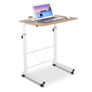 Adjustable Notebook Desk Portable Laptop Computer Table Stand Lap Sofa Bed Tray